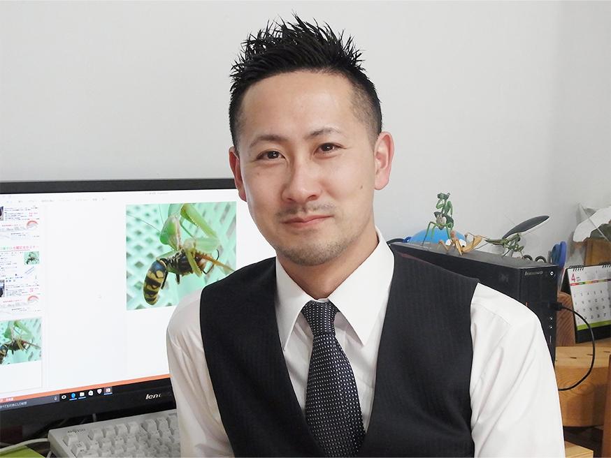 渡部 宏(カマキリ先生)